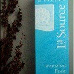 Crabtree & Evelyn La Source Warming Foot Smoother giveaway
