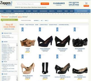 Wide Width Women's Shoes at Zappos